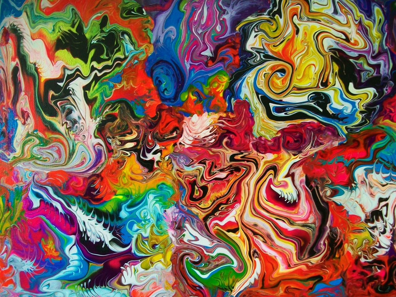 تاثیر رنگها از نظر روانشناسی