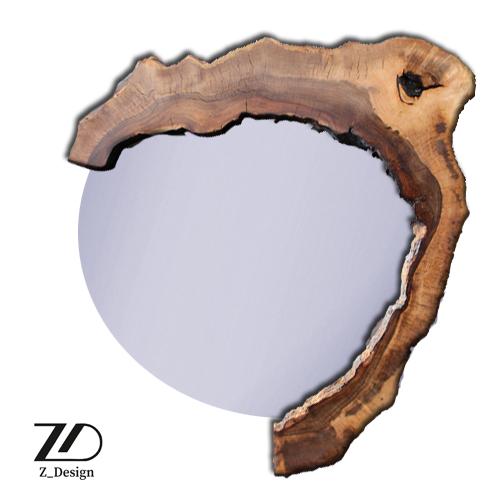 آینه چوبی