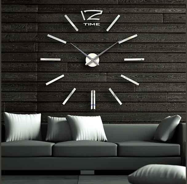 انواع ساعت در دکوراسیون