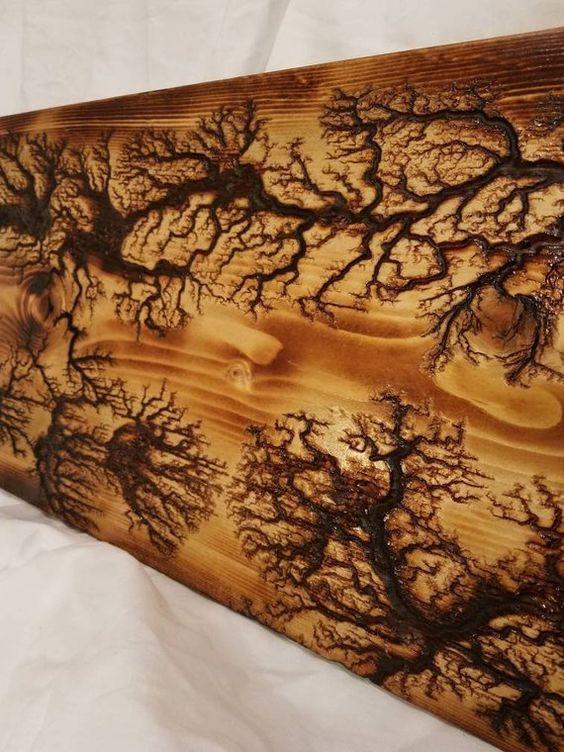 لیختنبرگ چوب