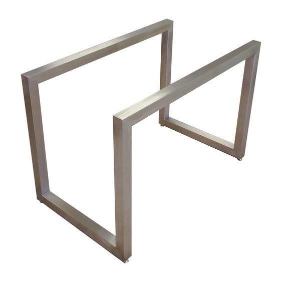 پایه میز فلزی مدرن