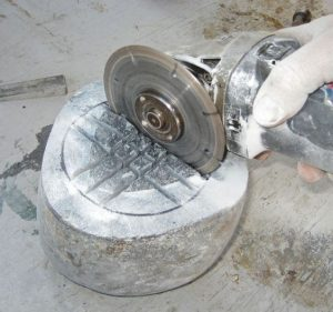 ساخت روشویی سنگی
