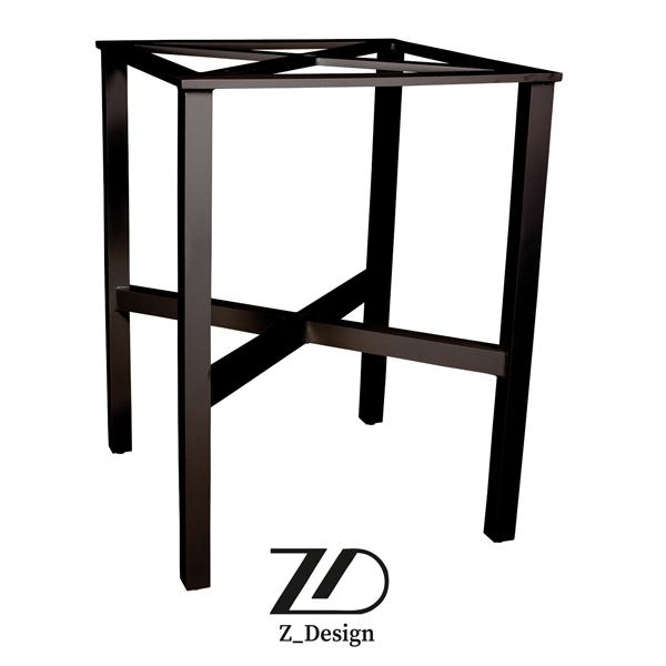 پایه فلزی میز گرد