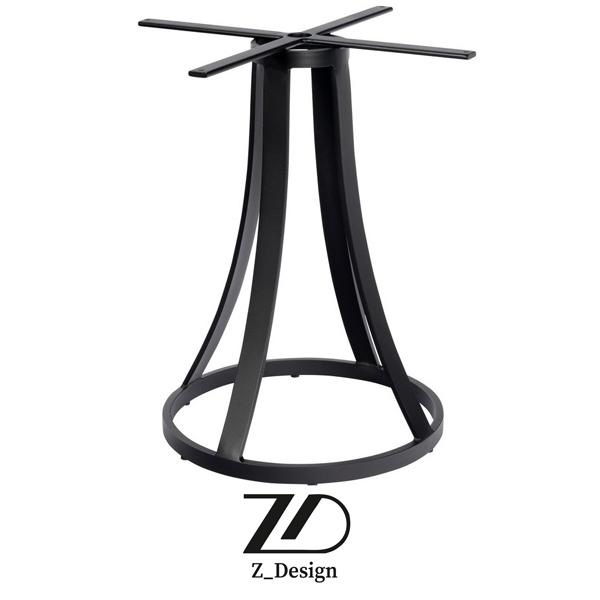 پایه میز فلزی