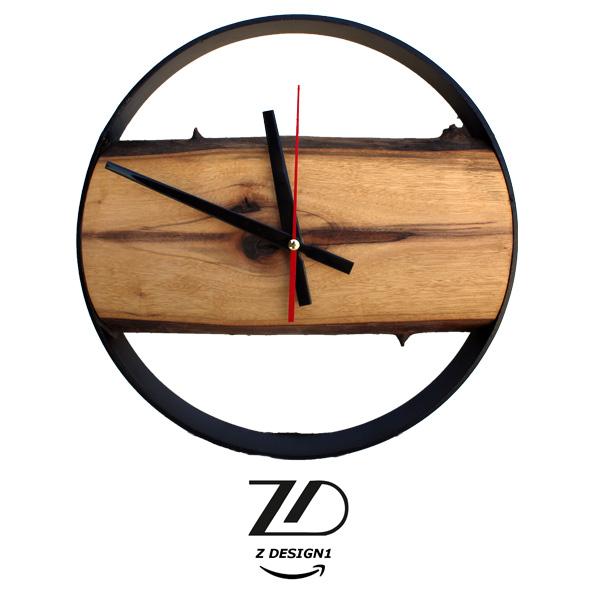 ساعت دیواری متفاوت