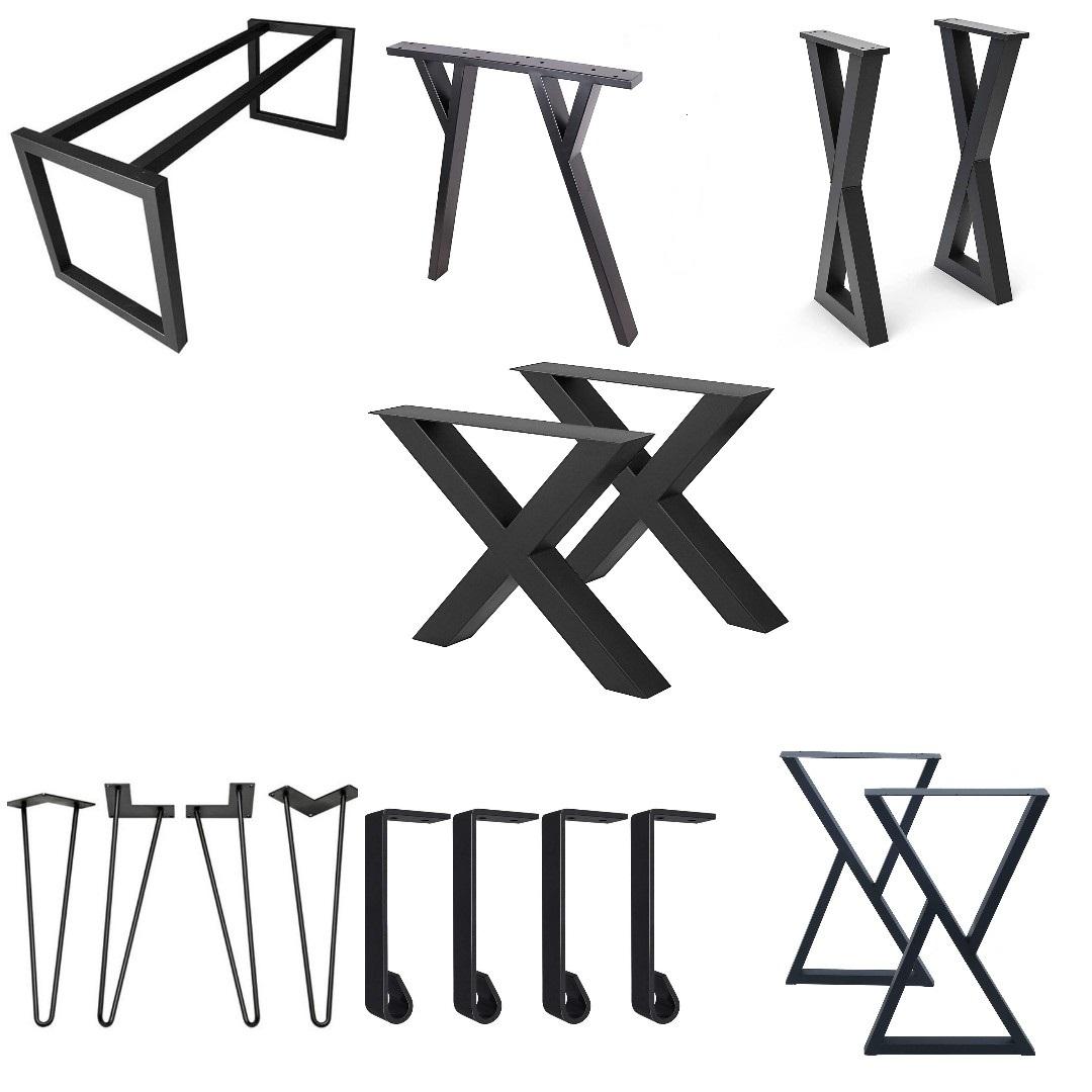 خرید پایه میز فلزی