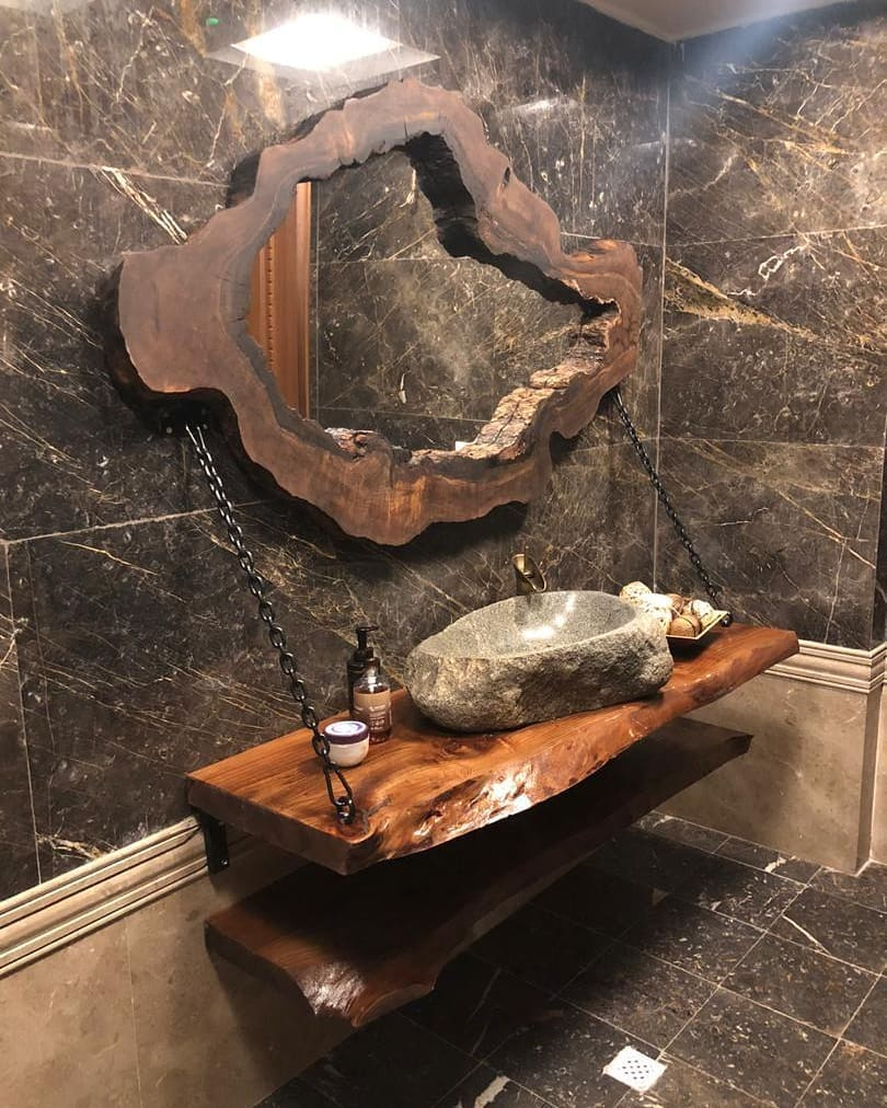 آینه حمام
