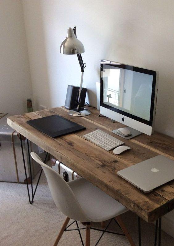 میز کار در منزل