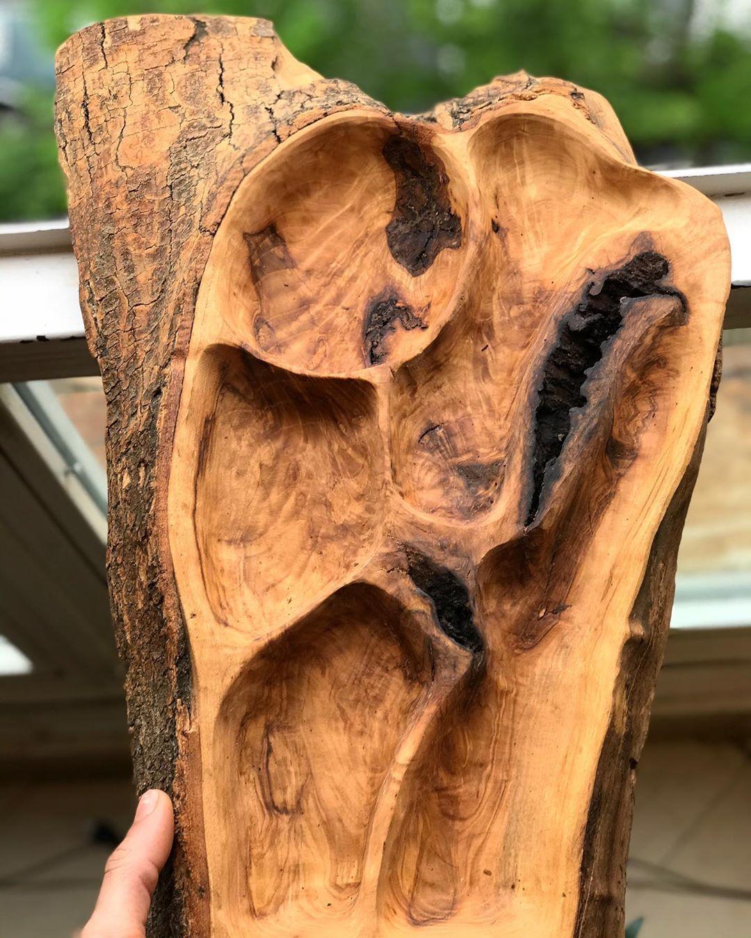 تخته چوبی پذیرایی