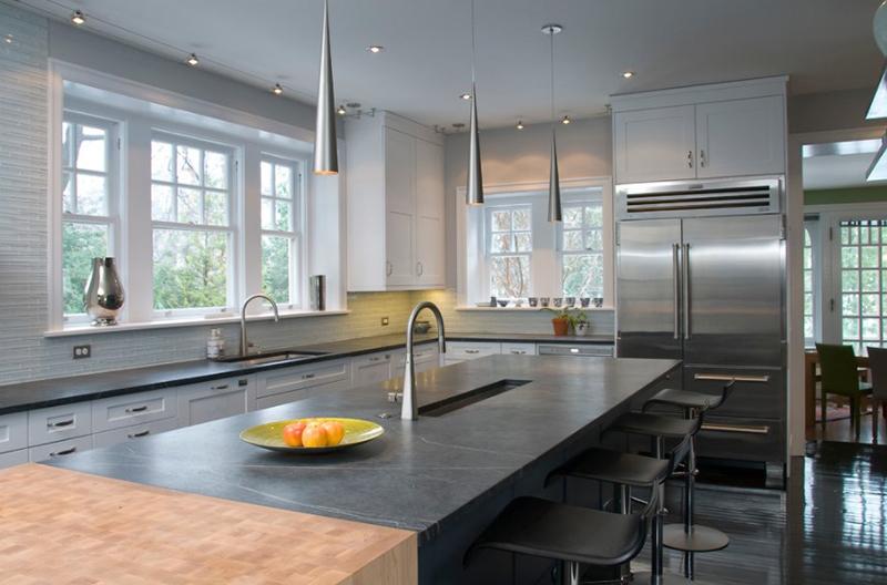 بهترین متریال برای پیشخوان آشپزخانه