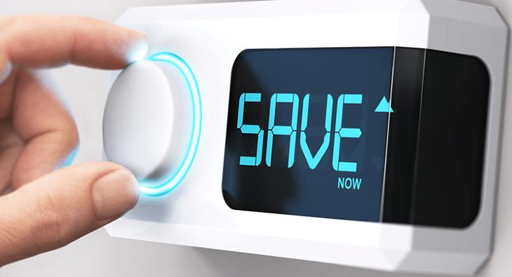 کاهش مصرف انرژی در محل کار و خانه