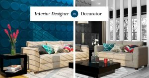 تفاوت دکوراسیون و طراحی داخلی