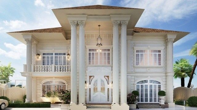 دکوراسیون خانه دوبلکس کلاسیک