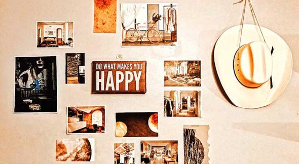 چیدمان تابلوها در دکوراسیون داخلی
