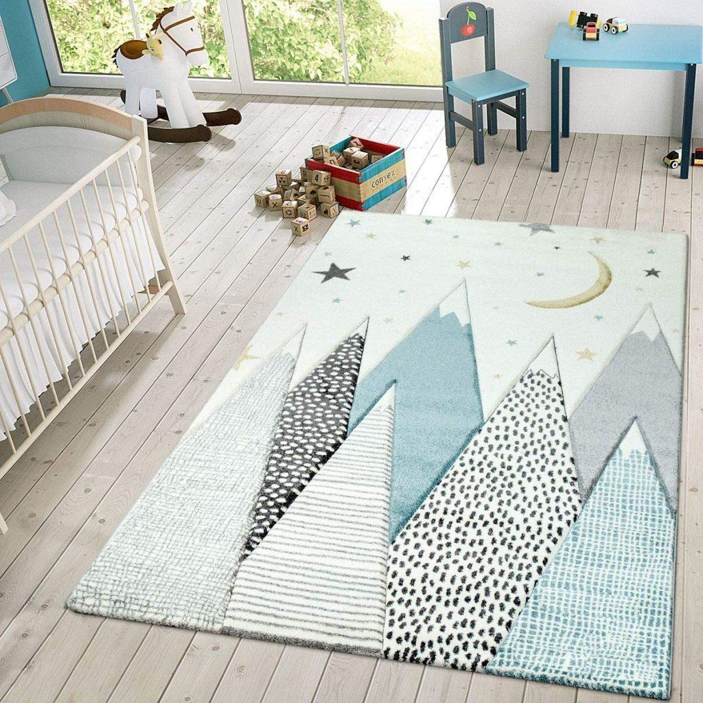 فرش در چیدمان اتاق کودک