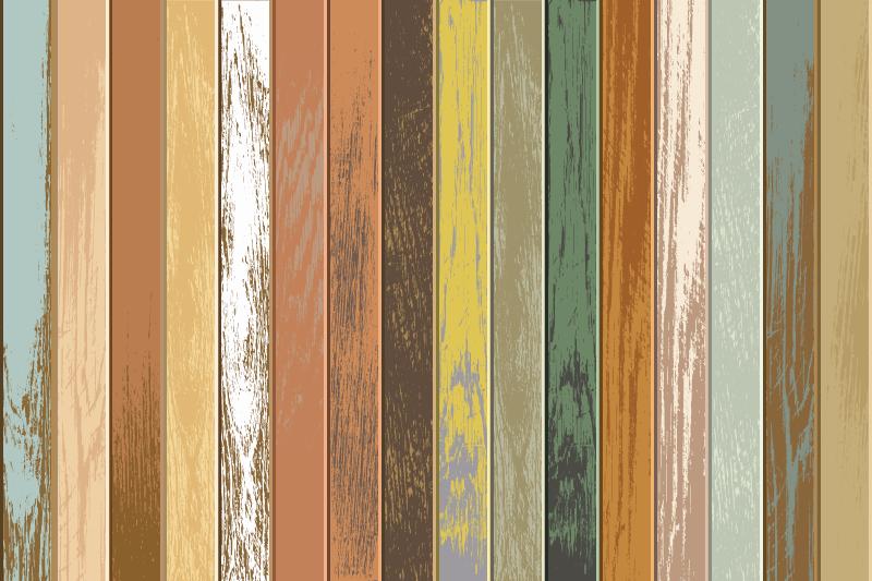 رنگ اسلب چوبی