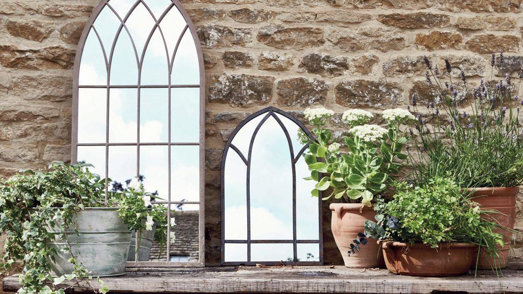 آینه پنجره ای رومیزی