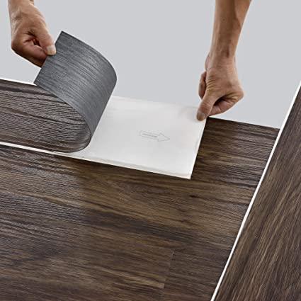 پی وی سی از انواع کف پوش چوبی