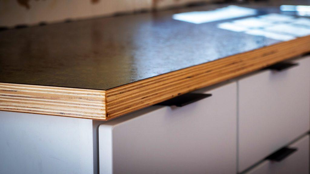 صفحه کابینت چوبی جنس پلی وود