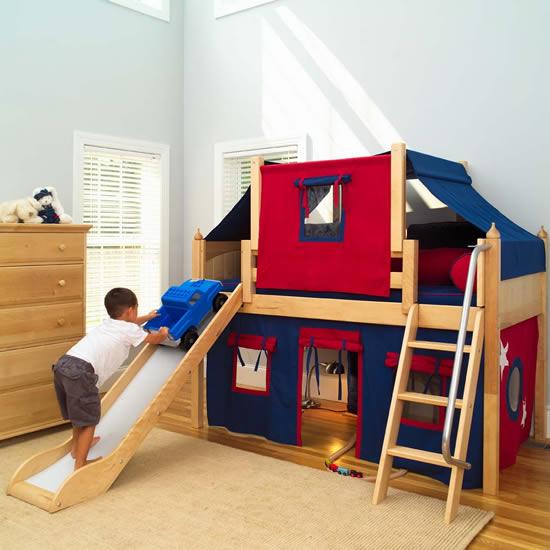اصول طراحی اتاق کودک و استفاده بهینه از فضا