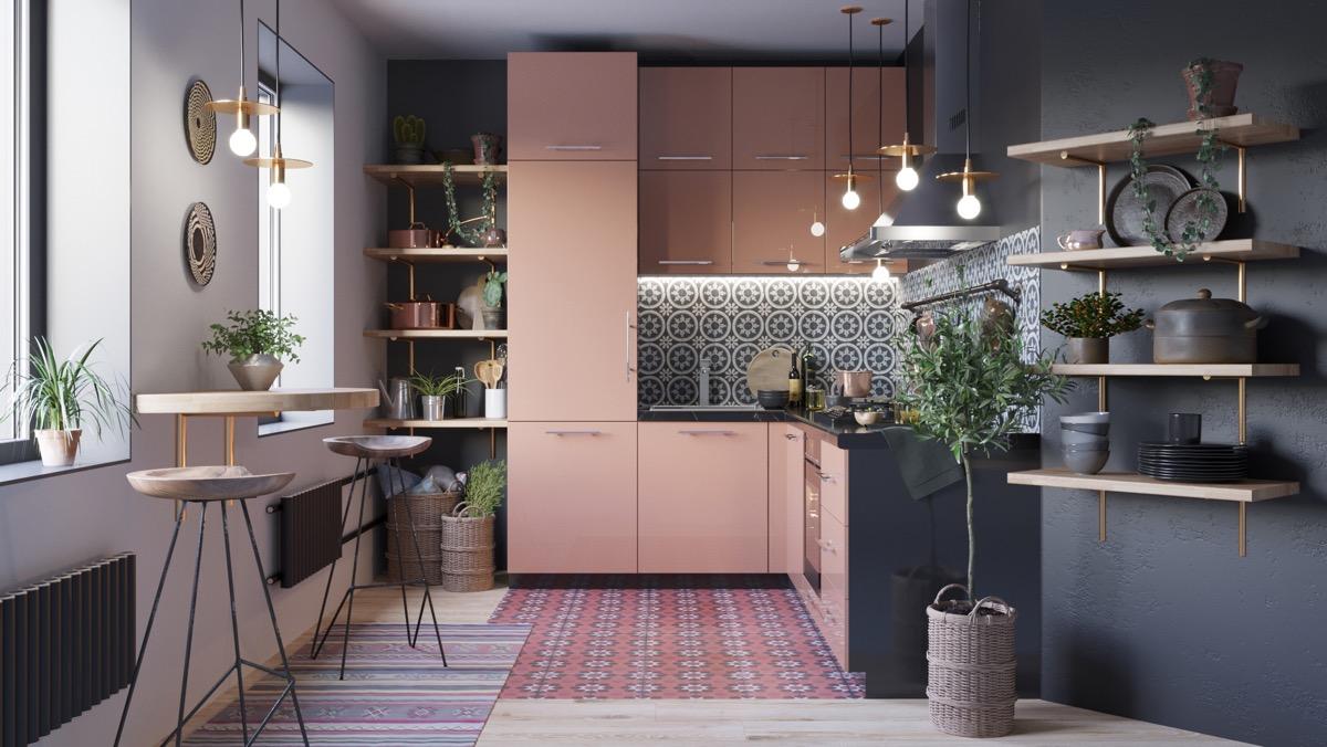 آشپزخانه ای دوست داشتنی