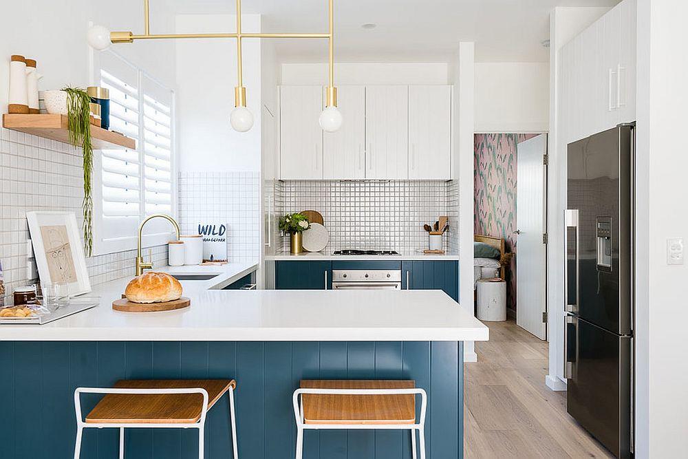 ترکیبات رنگ در آشپزخانه