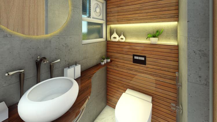 تغییر وسایل دستشویی برای زیبا سازی دکوراسیون داخلی