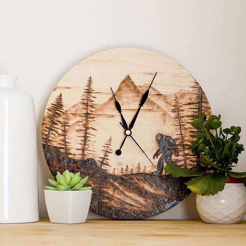 سوخته نگاری چوب