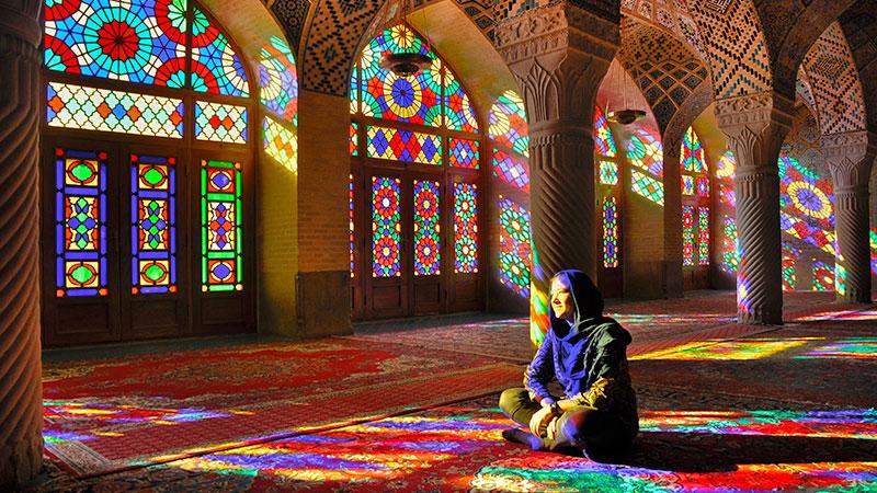 روانشناسی رنگ ها در ارسی