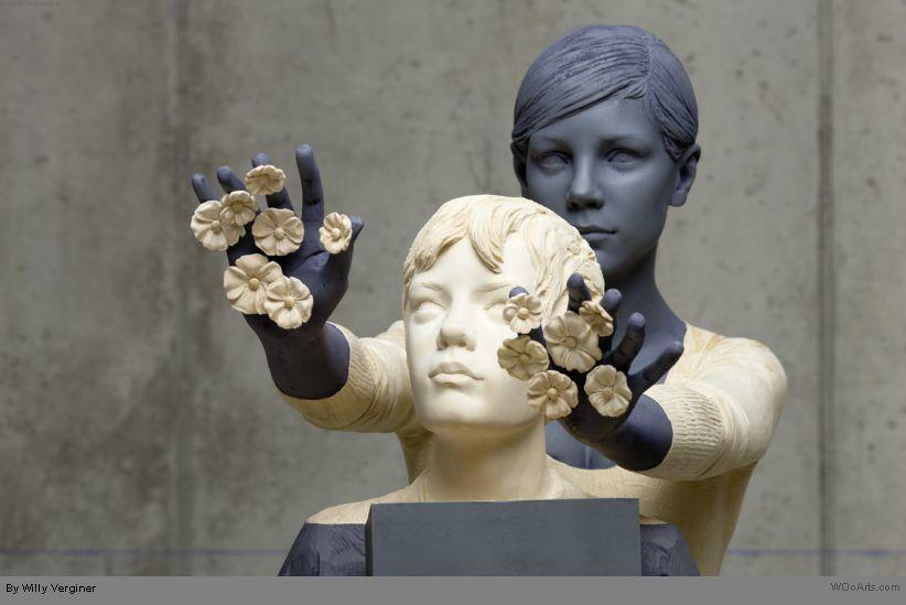 مجسمه های فیگوراتیو