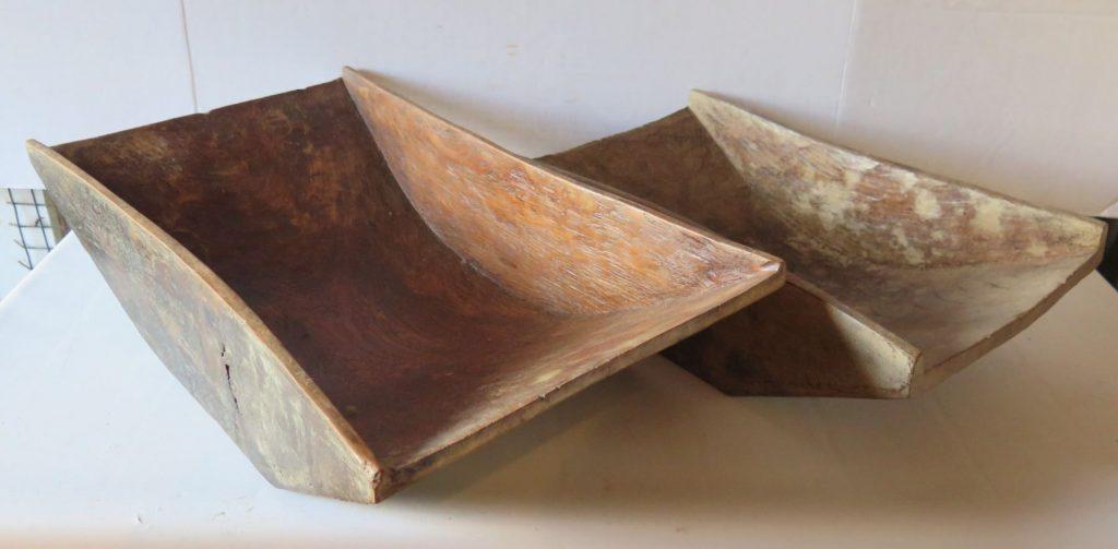 چوب مناسب ظرف ها