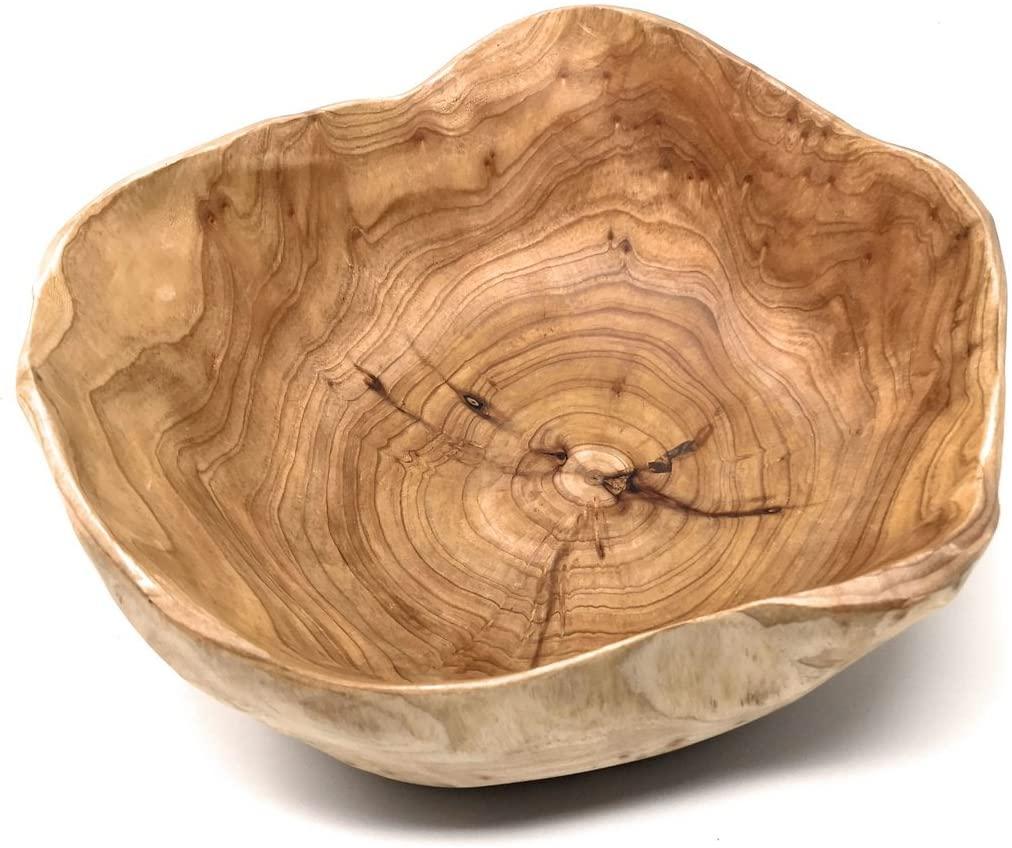 کاسه  خاص چوبی