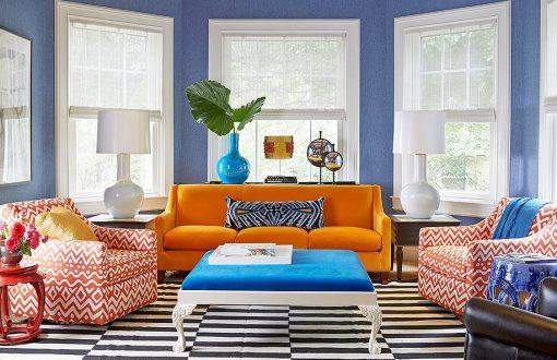 تغییر رنگ مبلمان در منزل