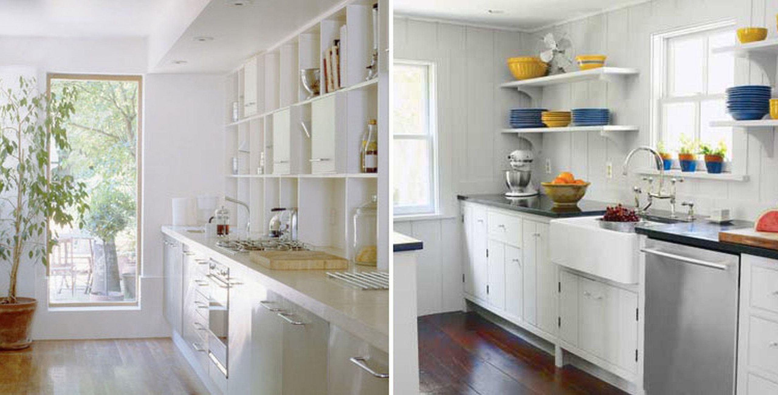 دکوراسیو آشپزخانه کوچک